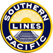Southern Pacific Logo